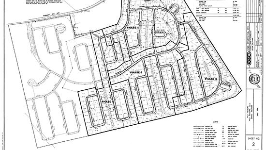 Wild Meadows site plan